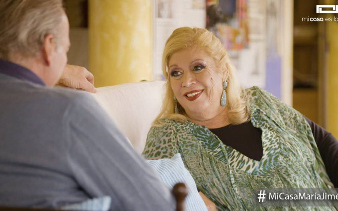 María Jiménez, protagonista de 'Mi casa es la tuya'
