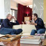 Jorge Javier se confiesa en su entrevista más íntima en 'Mi casa es la tuya'
