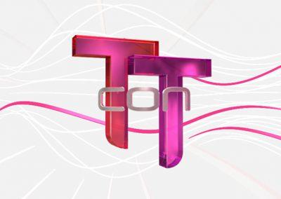 T con T