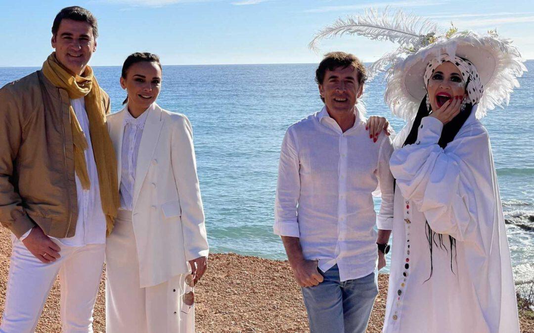 'Dos parejas y un destino' viaja a Ibiza con Jesulín, Chenoa, La Terremoto y Pedro Delgado