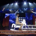 El show de Bertín - Manuel Lombo