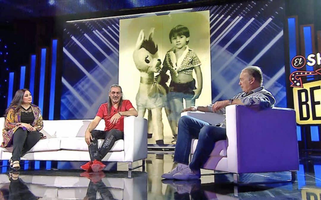 """Camela repasa su trayectoria en """"El Show de Bertín"""""""