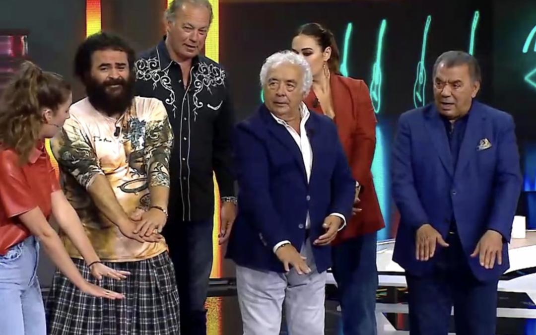 """Los del Río muestran su lado más divertido en """"El show de Bertín"""""""