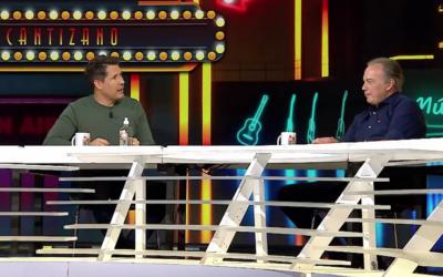 """El Jaime Cantizano más sincero y divertido visita """"El show de Bertín"""""""
